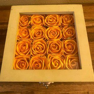 Rose Bundle Trinket Jewelry Box
